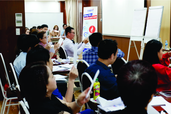 train the trainer thảo luận